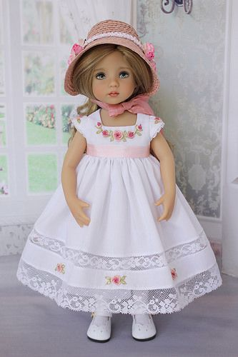 CottageRose (10) | by Doll Heirloom Designs