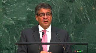 Redendatenbank Speech database: Auswärtiges Amt:  Rede von Außenminister Sigmar Ga...