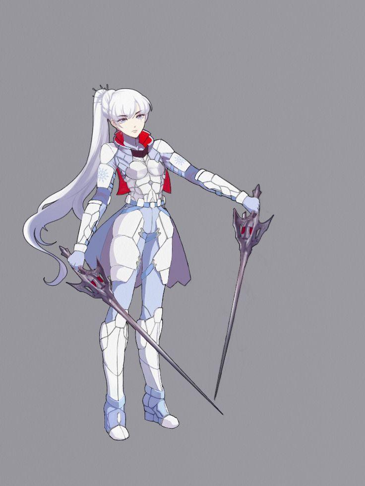 Weiss Schnee - Armored Attire by ACGearmaker on DeviantArt