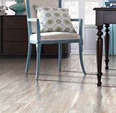 Inspiration. White And Gray Wood Flooring