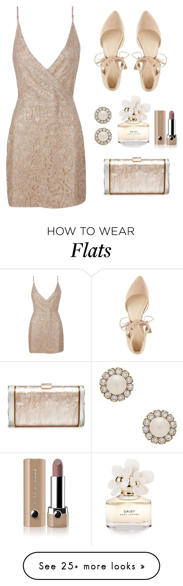 """""""Summer Wedding!"""" by diane1234 on Polyvore featuring Charlotte Russe, Boohoo, Edie Parker and Marc Jacobs"""