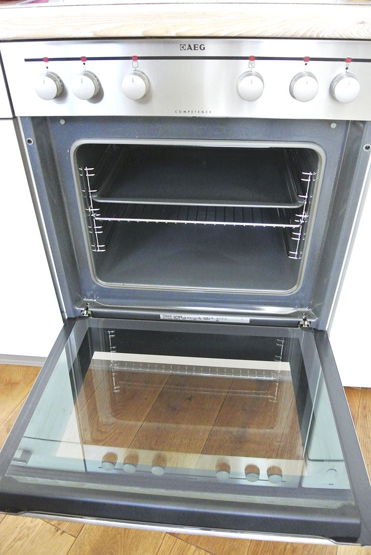 Backofen reinigen ohne Chemie - so wird dein Ofen strahlend sauber ...