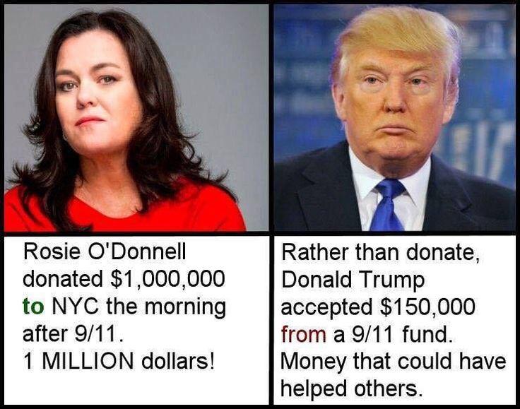 Donald is SCUM! Always was. Always will be.