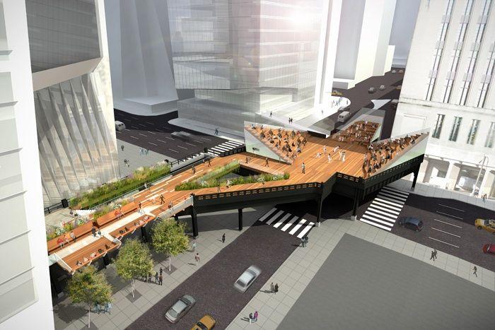 high-line-parc-urbain-voie-ferree-amphitheatre