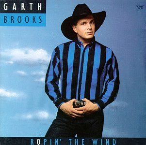 GarthAlbum Covers, Wind 1991, Concerts, Brooks Ropin, Country Music, Favorite Musicians, Favorite Album, Garth Brooks, People