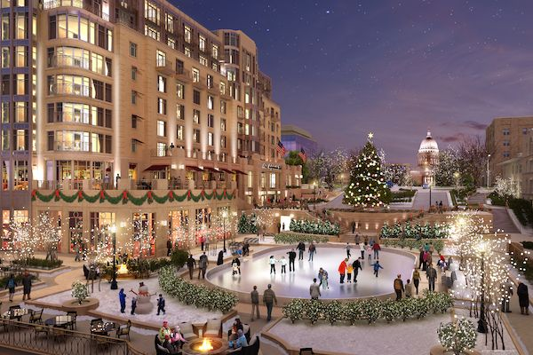 Madison: New Lakefront Ice Skating Rink Opens at the Edgewater Hotel   Wisconsin Parent