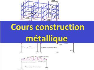 Cours de charpente métallique pour ingénieurs génie civil