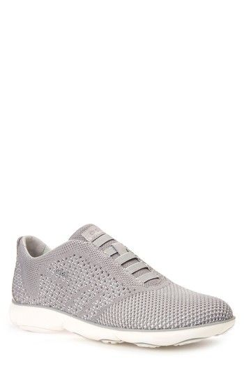 GEOX NEBULA 42 LACELESS KNIT SNEAKER.  geox  shoes    f0d497ab94e