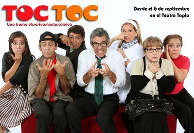 Toc - Toc @ Teatro Tapia, Viejo San Juan - 6-8 y 13-15 septiembre #sondeaquipr #teatro #toctoc #teatrotapia #viejosanjuan #sanjuan