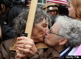"""The Iowa Democratic party is set to declare gay marriage a """"civil right"""" in its 2012 platform."""