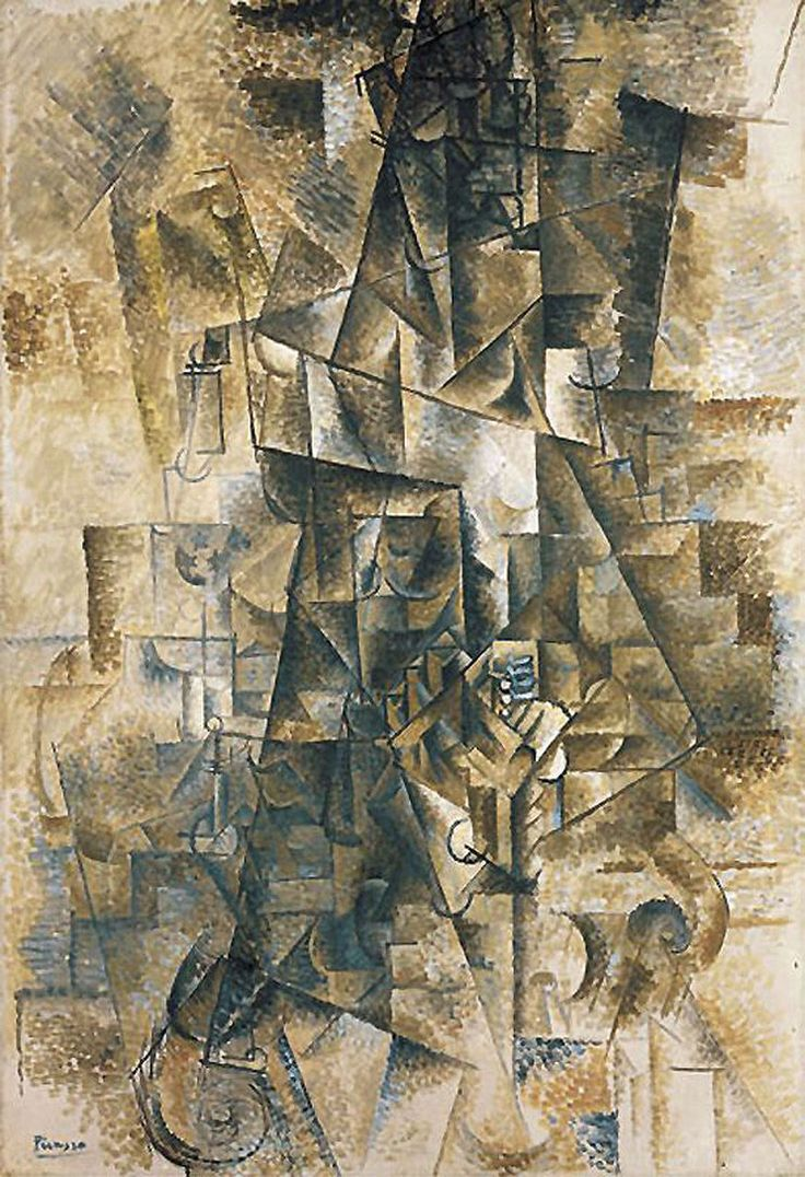 cubism as a modern movement In 1907, pablo picasso and georges braque founded the art movement known  as cubism this style of painting revolutionised modern abstract art during the.