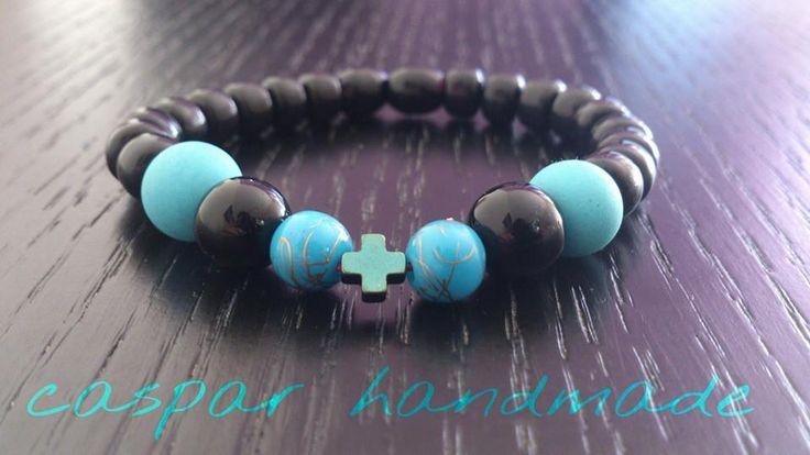 caspar bead bracelet unisex woman and men fashion