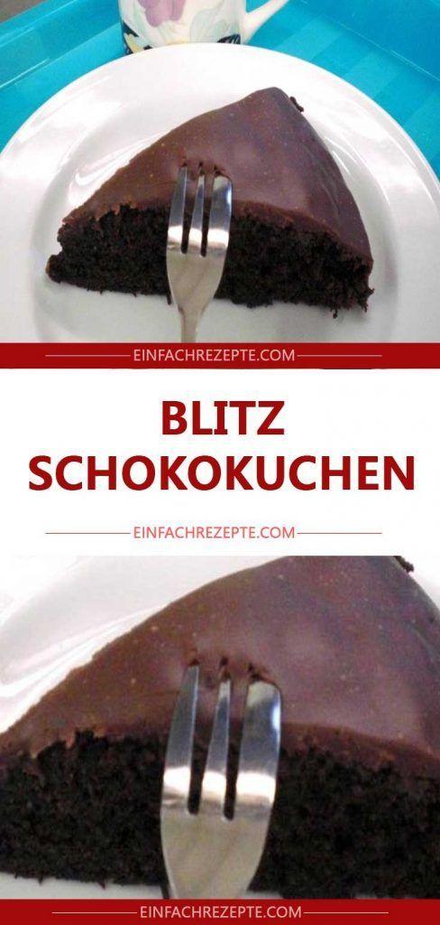 Pastel de chocolate Lightning 😍 😍 😍   – Kuchen und Torten
