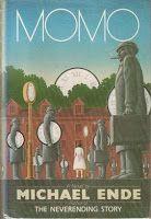 Read-at-Home Mom: Fumbling Through Fantasy: Momo by Michael Ende (1985)