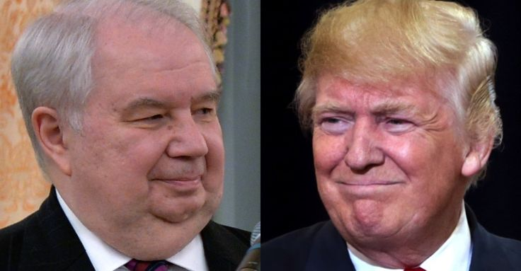 'Game Changer': Despite Official Denials Candidate Trump Met With Russian Ambassador Says Conservative News Site