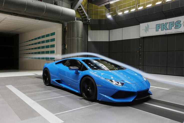 Lamborghini Huracan by Novitec 848 HP