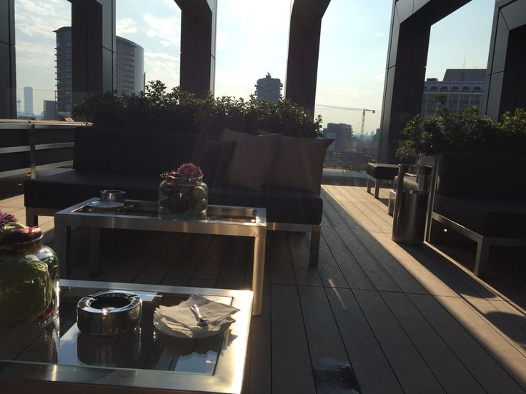 roof top - Hotel Lagare - Milano