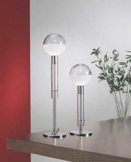 #Ampolla #TableLamp #Glass #Light by Selene Illuminazione