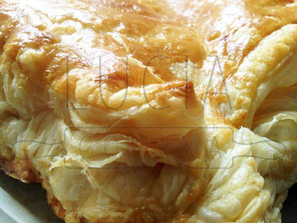 Empanadas, Pastel salado, LUCIAcocina http://luciacocinabogota.blogspot.com/