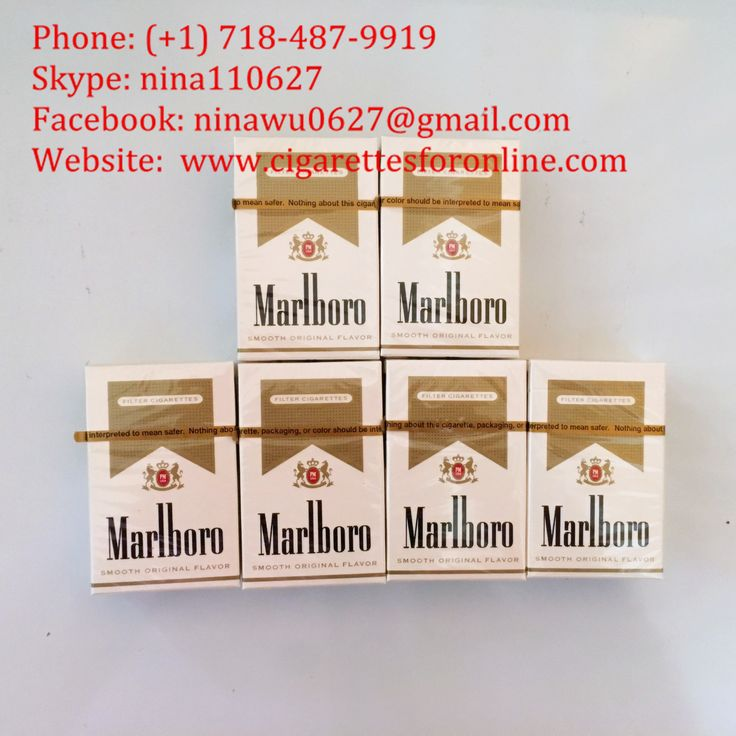 Best Service Stores Loft Outlet Online Marlboro Gold Regular Cigarettes