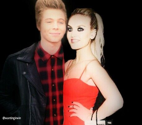 Luke Hemmings and Perrie Edwards manip | Perrie Edwards ...