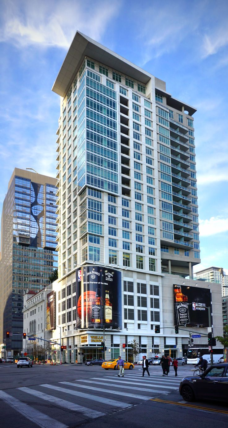 717 Olympic Apartments Experience High Rise Luxury