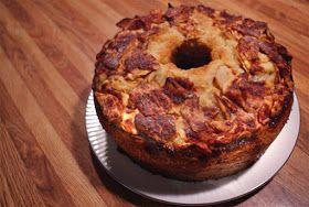 Jüdischer Apfelkuchen