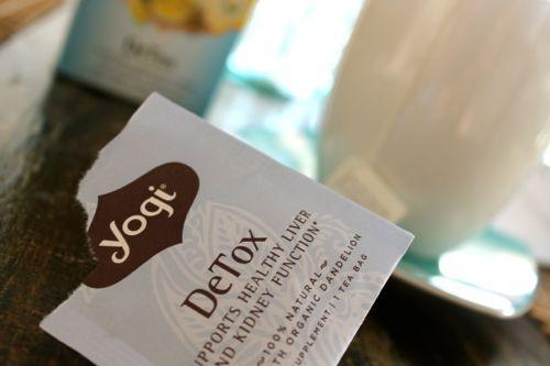 ::DeTox tea- so good for your liver::