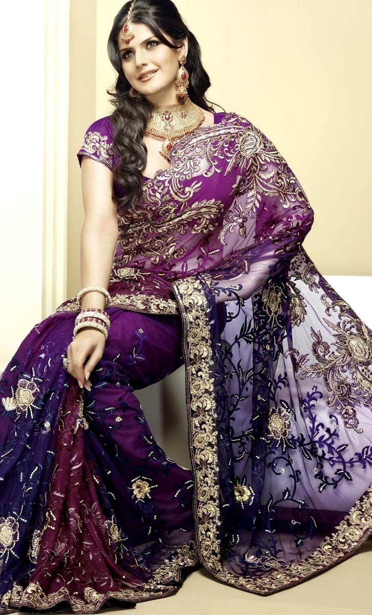 25 best Sarees images on Pinterest | Saree, Indian designer wear and ...