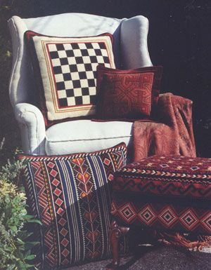 Our Annual Sale starts Nov. 15 and includes all pillow kits and upholstery without a set-up charge. Stock up now to create your heirlooms. Visit the website for more information.