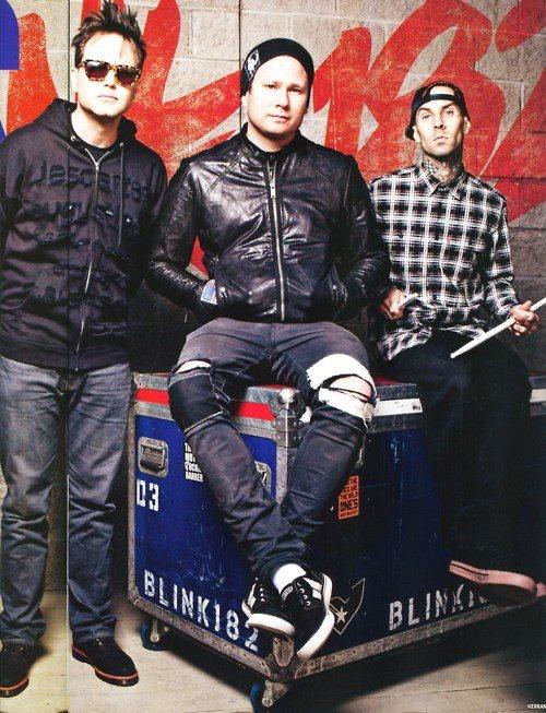 Mark, Tom & Travis