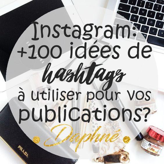 Au moment de publier une nouvelle photo sur Instagram, on a tous déjà eu un doute sur quels hashtags utilisés pour légender la photo. Généralement, c'est la partie qui me prend le plus le temps lors de mes publications sur Instagram. Je vous avais expliqué dans un article précédent l'importance d' Instagram pour votre business! Aujourd'hui, j'ai décidé de vous faire une sélection des hashtags les plus populaires pour renforcer la portée et l'engagement de vos publications. Hashtags…