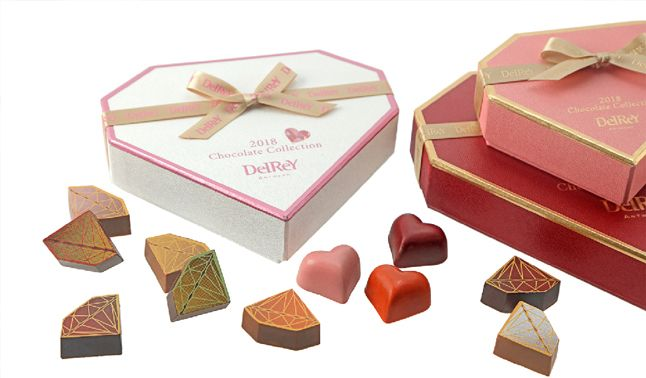 ベルギー老舗チョコレートブランド「DelReY(デルレイ)」公式サイト。