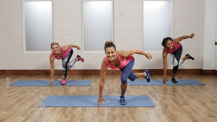 Try Our At-Home 30-Minute Cardio Workout to Burn Major Calories: Burn major calories with this 30-minute, full-body cardio workout - you don't even need to leave your home.