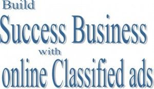 how to success with onlin free classified ads