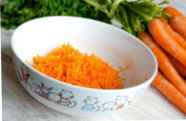 carrot cream