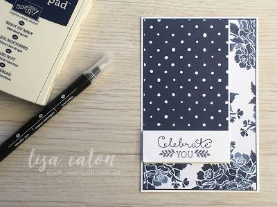 Lisa Eaton | INKspired Bloghop 46 - Celebrate You | Stampin' Up! | Floral Boutique | Suite Sayings