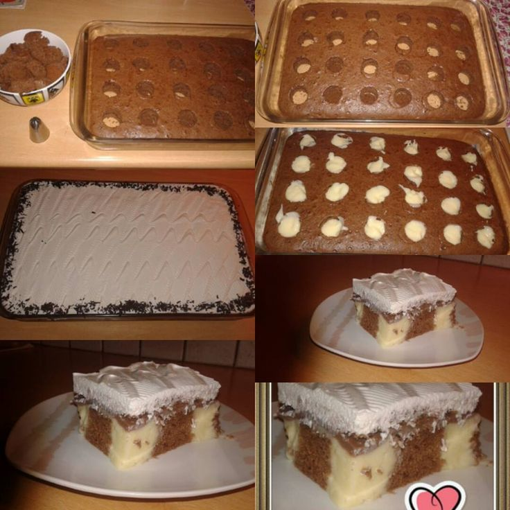 Κέικ σοκολατένιο με πουτίγκα!!! ~ ΜΑΓΕΙΡΙΚΗ ΚΑΙ ΣΥΝΤΑΓΕΣ