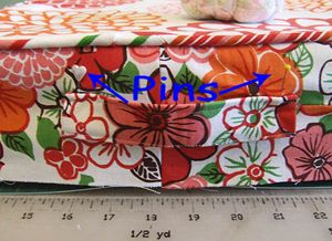 Summer Sewing ~ Perfectly Portable Cushion | Sew Mama Sew | Outstanding sewing, quilting, and needlework tutorials since 2005.