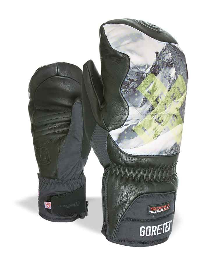 ALASKA MITT. The ultimate GORE-TEX® Glove designed to take on the harshest winter weather mother nature has to offer.