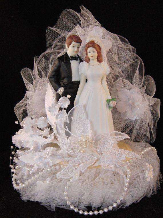 393 best vintage cake toppers images on pinterest groom cake vintage and military wedding cakes. Black Bedroom Furniture Sets. Home Design Ideas