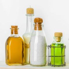 Rezept: Duschgel selber machen ohne Chemie