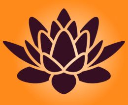 This will make a great stencil Meaning of the Water Lily