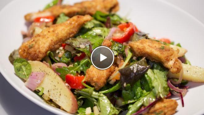 Insalata de pollo (salade met kip) - recept   24Kitchen