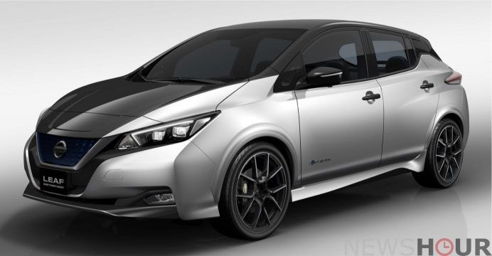 Nissan will display 15 exciting models equipped with the latest custom and after-market parts at the Tokyo Auto Salon 2018, from January 12-14.