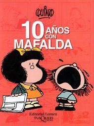 Una obra maestra del cómic de todos los tiempos en una extensa selección. Para los que ya disfrutaron con las tiras de Quino y para los que no las conocieron, pero sin duda van a quedar encantados, Lumen preparó esta antología de los dibujos de Mafalda.