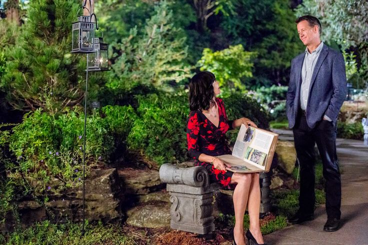 When the Middleton Merrick fails to bloom, everyone in town is out of sync. Can Cassie find a solution in her book?  Join in the magic and tune in on Sunday evenings 9p/8c for new episodes of Good Witch! #goodies #hallmarkchannel