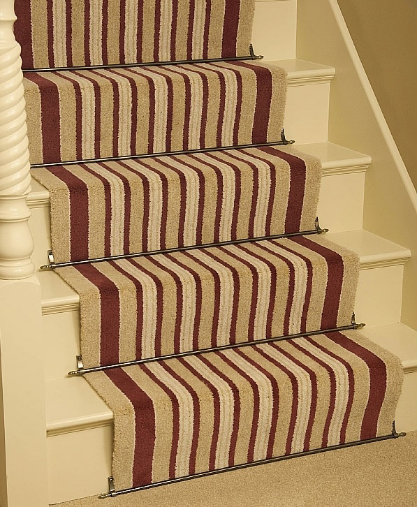 Good Rod Finials And Brackets Designed For Either Runner Or Ed Stair Carpet  Perfect In
