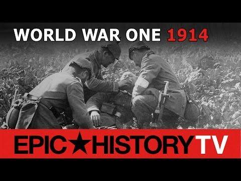 Epic History: World War One - 1914 - YouTube