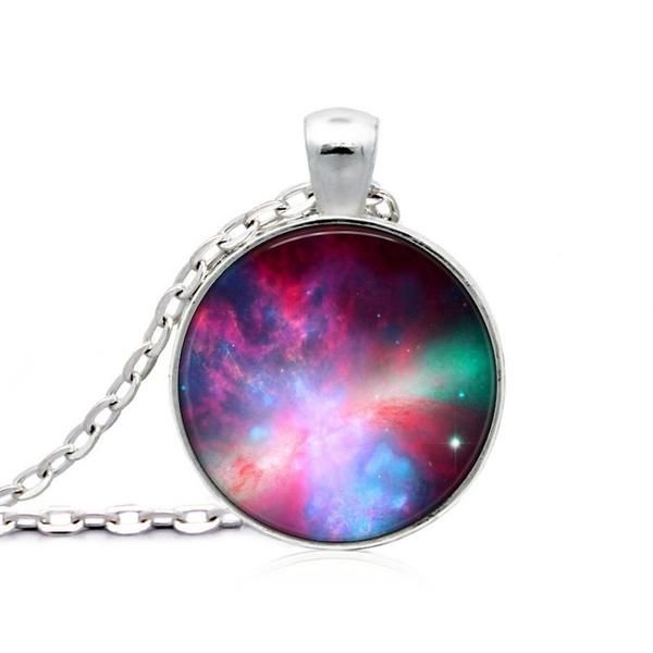 Pretty Bewitching is pleased to announce the launch of three new collections! This necklace, A Colourful Existence, is part of our Cosmos Collection  www.prettybewitching.com  #fashionblogger #fashionjewelry #fashionistastyle #fashionista #jewellery #jewelry #necklace #pretty #bewitching #prettybewitching #unique #worldwideshipping #canada #us #uk #unitedstatesofamerica #unitedstates #unitedkingdom #australia #science #scientist #cosmos #planets #stars #universe #astronomy #astronomer…